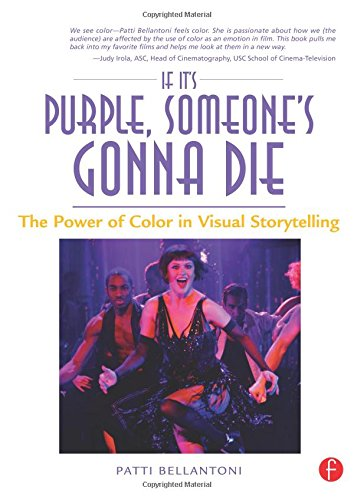 If It's Purple, Someone's Gonna Die Buch